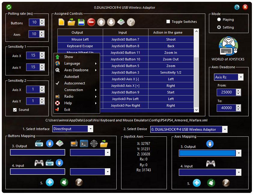 9fb62b9a02b WoJ Keyboard and Mouse Emulator